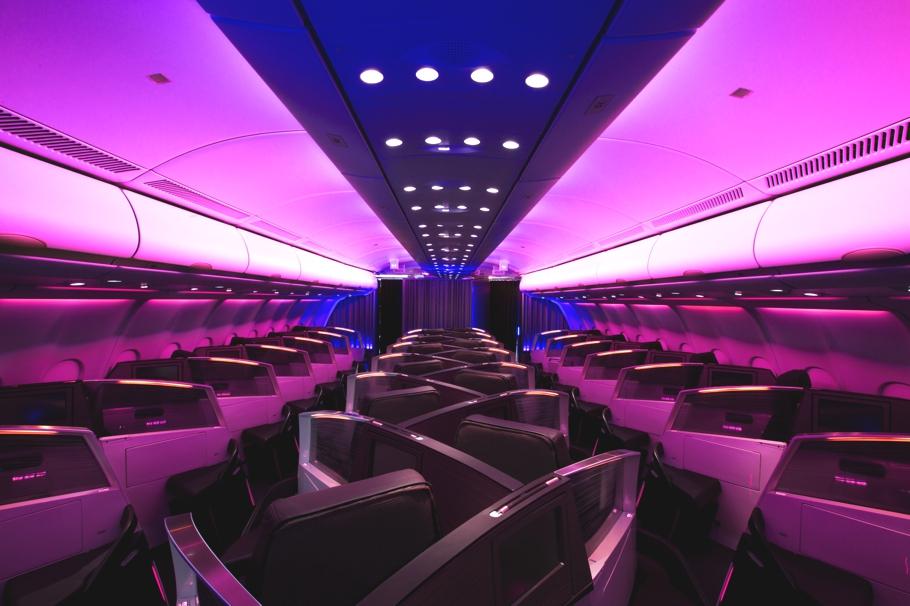 Проект футуристического бара в самолёте - фото 4