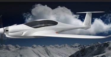 Интересный проект нового самолёта Panthera