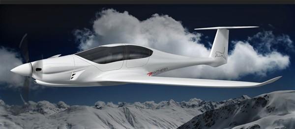 Cверхинновационный проект нового самолёта авиастроительной фирмы Pipistrel