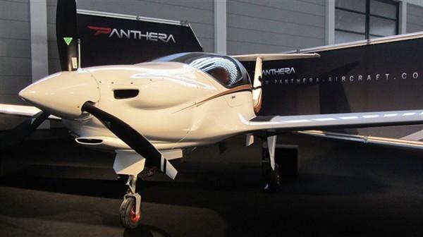 Проект нового самолёта Panthera авиастроительной фирмы Pipistrel