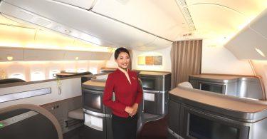 Проект реконструкции терминала и салона Boeing 777-300 ER