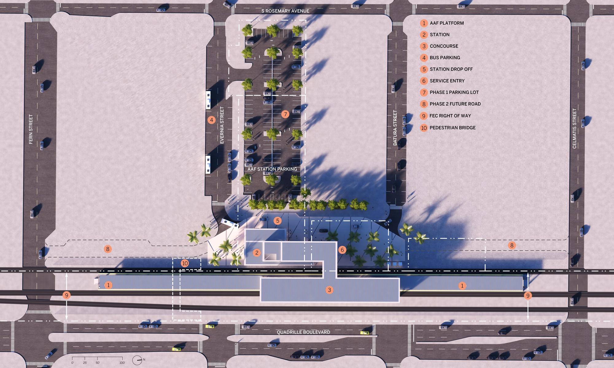 Проект железнодорожного вокзала - Фото 2