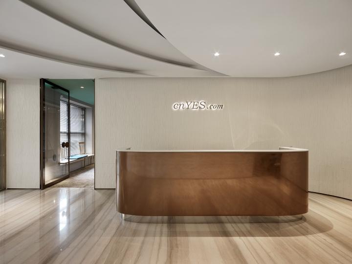 Проектирование интерьера офиса: многоуровневый потолок