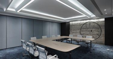 Проектирование интерьера офиса интернет-компании