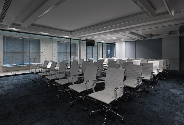 Проектирование интерьера офиса комфортным и стильным - фото 1