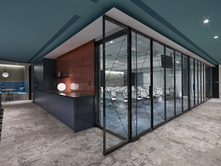 Проектирование интерьера офиса комфортным и стильным - фото 5