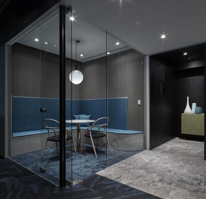 Проектирование интерьера офиса комфортным и стильным - фото 7