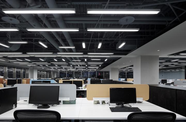 Проектирование интерьера офиса комфортным и стильным - фото 9