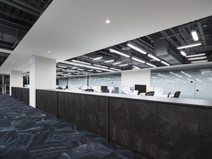 Проектирование интерьера офиса комфортным и стильным - фото 10