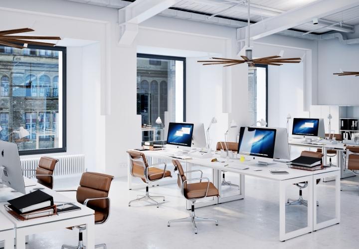 картинка белый офис марина
