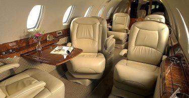 Реактивный частный самолёт для дальних перелётов