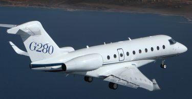 Реактивный самолёт Gulfstream 280 от Gulfstream Aerospace Corporation