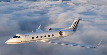 Реактивный самолёт Gulfstream 350 от Gulfstream Aerospace Corporation