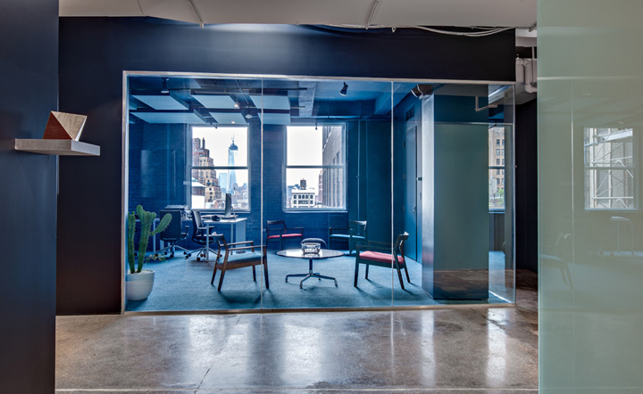 Дизайн академии Red Bull Music от INABA - Jeffrey Inaba's, Нью-Йорк