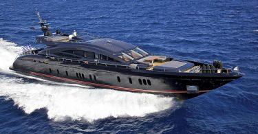 Итальянская яхта O'Pati