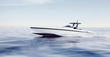 Роскошная быстрая прогулочная яхта WALLY//ONE