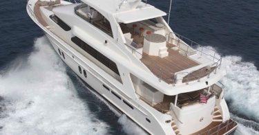 Комфортабельная роскошная яхта Bravo 88 от M.G. Burvenich Yacht Design