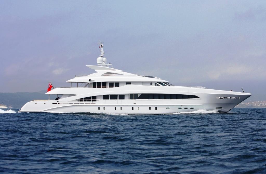 Комфортная роскошная яхта Satori от судостроительной фирмы Heesen