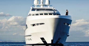 Роскошная яхта Satori от судостроительной фирмы Heesen