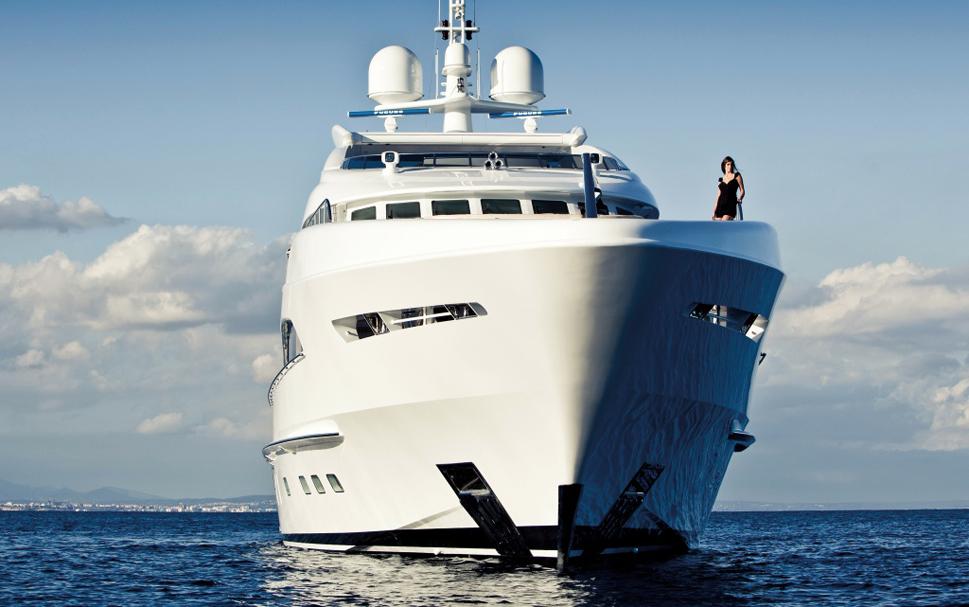 Роскошная яхта Satori отвечает всем современным требованиям международного стандарта