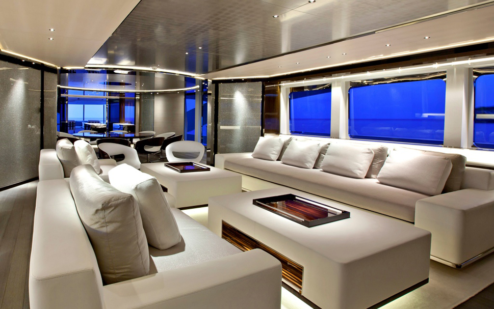 Прогулочная роскошная яхта Satori - фото 8