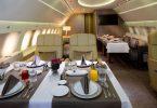 Билеты на рейс в роскошном самолёте Дубайнской авиакомпании дорогие