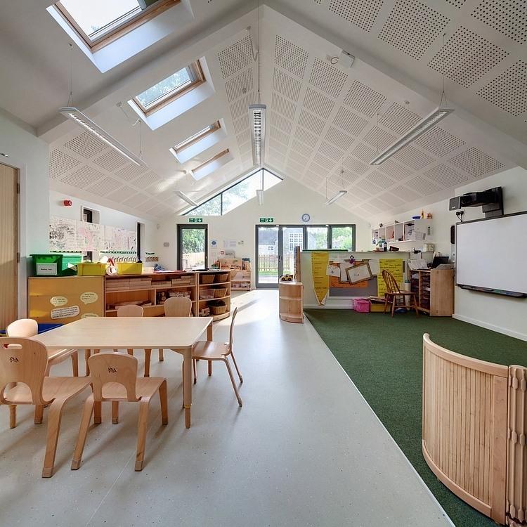 Детская школа St. Mary's Infant School в Великобритании
