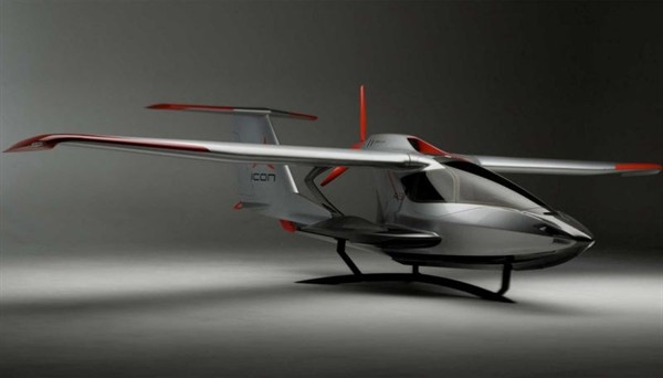 Проект самолёта-амфибии A5