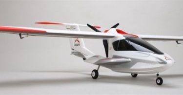 Самолёт-амфибия А5 легка в управлении