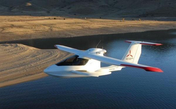 Самолёт-амфибия A5: первый серийный самолёт, обладающий повышенной курсовой устойчивостью - фото 5