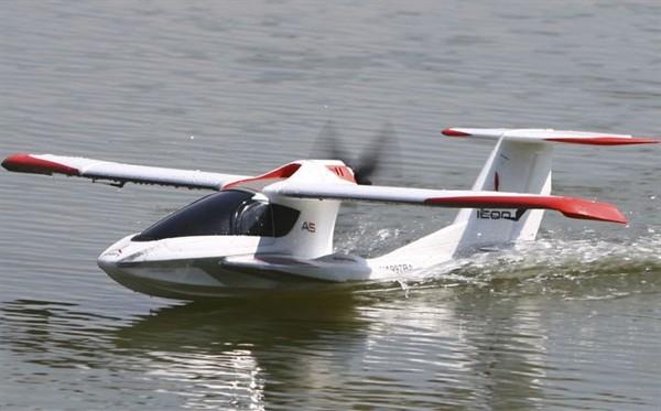 Самолёт-амфибия A5: первый серийный самолёт, обладающий повышенной курсовой устойчивостью - фото 7