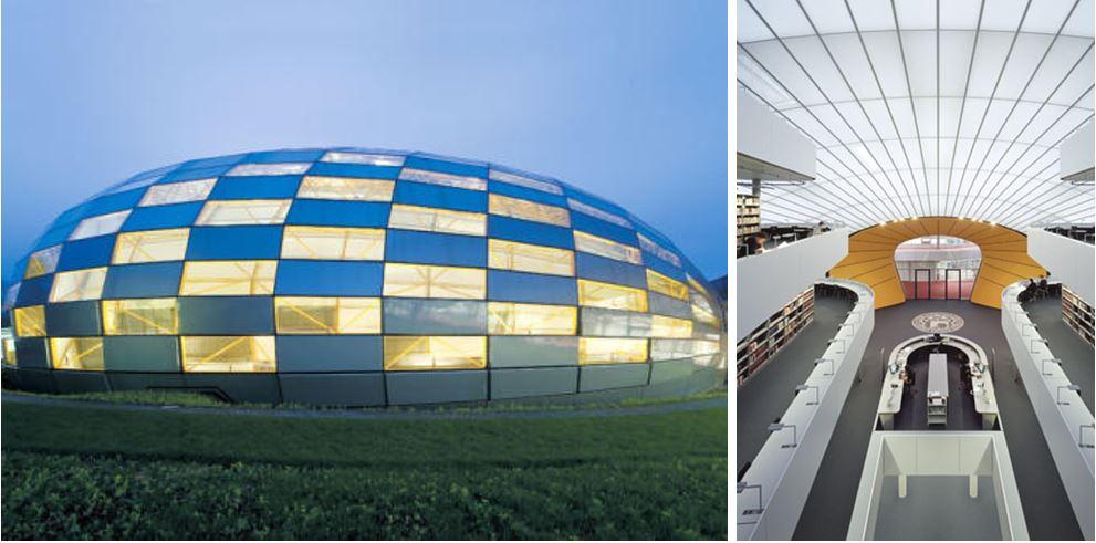 Самые потрясающие библиотеки мира: библиотека Берлина
