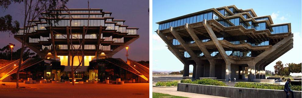 Самые потрясающие библиотеки мира: Университет Калифорнии