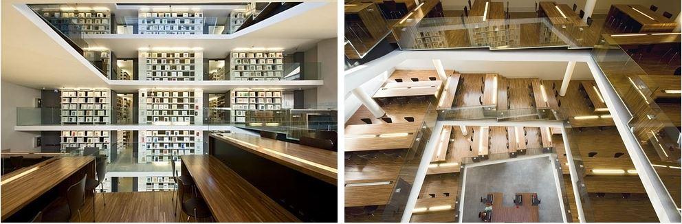 Самые потрясающие библиотеки мира: Папский университет в Риме