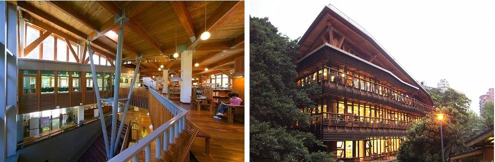 Самые потрясающие библиотеки мира: Публичная библиотека Тайбэй