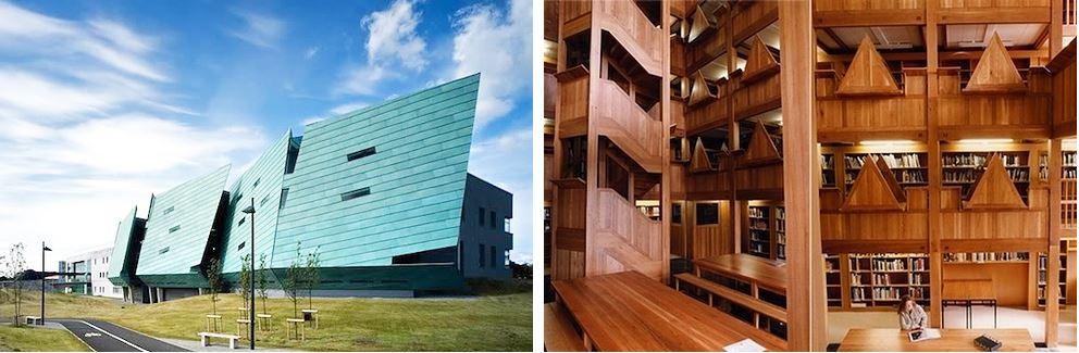 Самые потрясающие библиотеки мира: Технический институт, Голуэй
