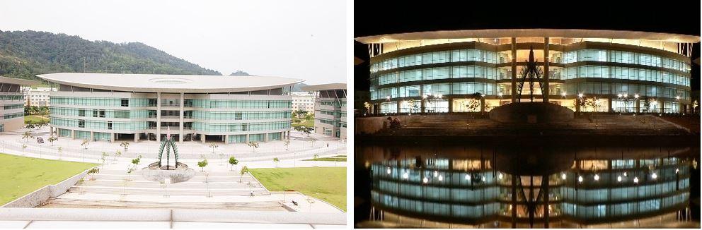 Самые потрясающие библиотеки мира: Азиатский медицинский институт