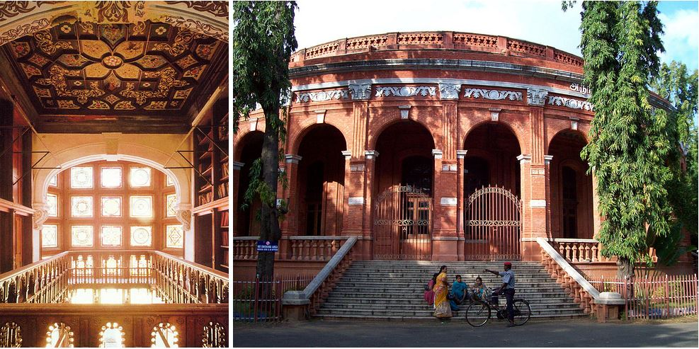 Самые потрясающие библиотеки мира: Публичная библиотека Ченнаи