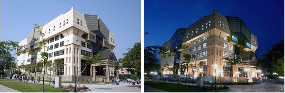 Самые потрясающие библиотеки мира: Каирский университет
