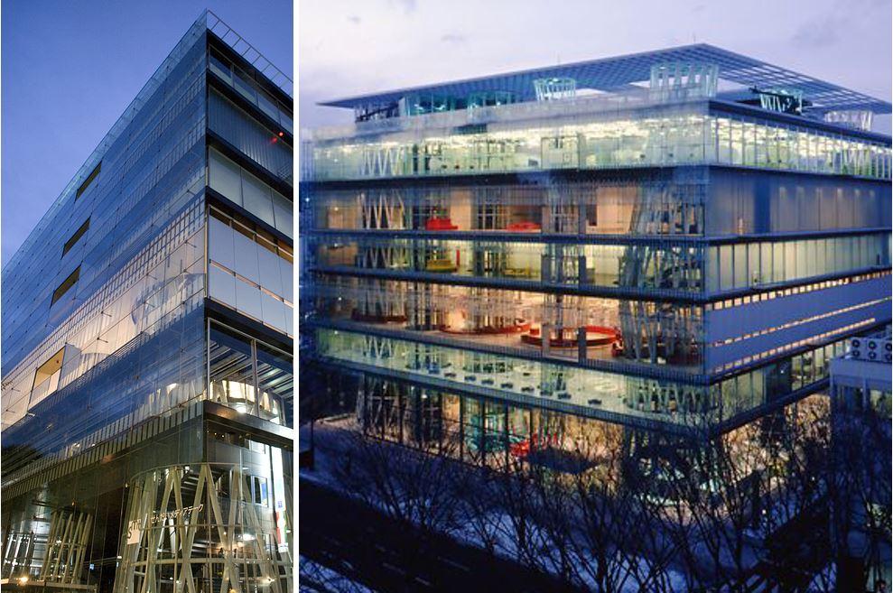 Самые потрясающие библиотеки мира: Медиатека Сендай
