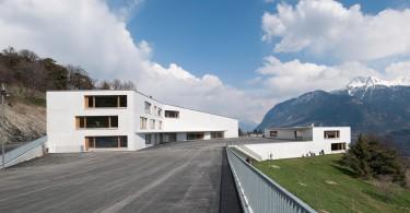 Школьный комплекс в Швейцарии