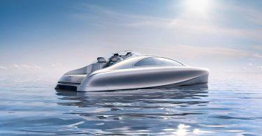 Проект шикарной яхты Arrow 460 Granturismo