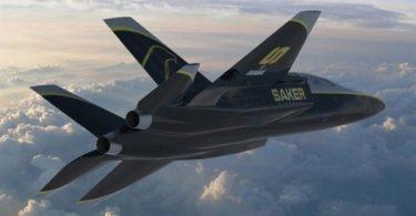 Проект частного самолёта Saker S 1