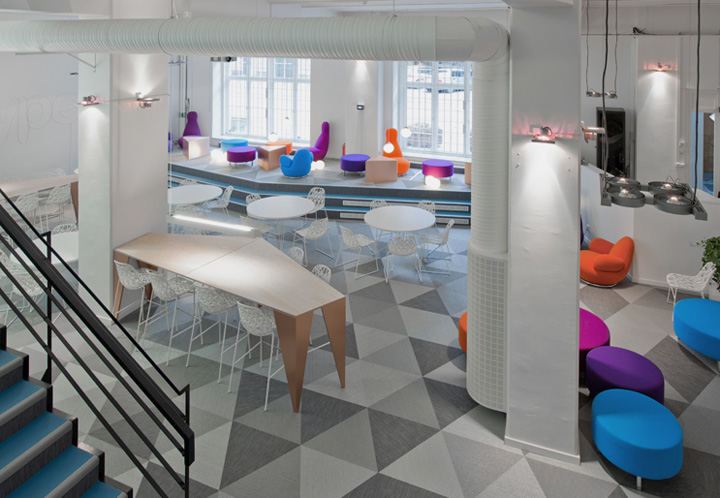 Офис Skype в Стокгольме