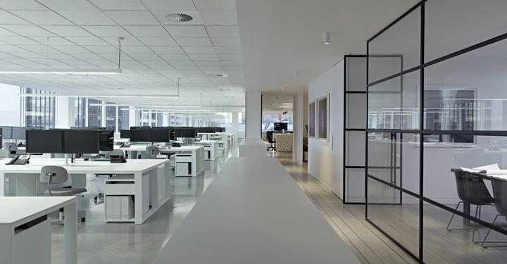 Интерьер офиса в Австралии
