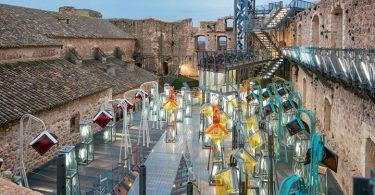 Современная галерея в Испании