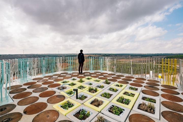 Современная галерея: новые конструкции временные
