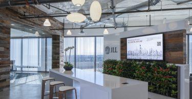 Современный дизайн офиса от Американских специалистов