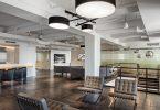 Интерьер офиса Magna: энергия фирменного стиля