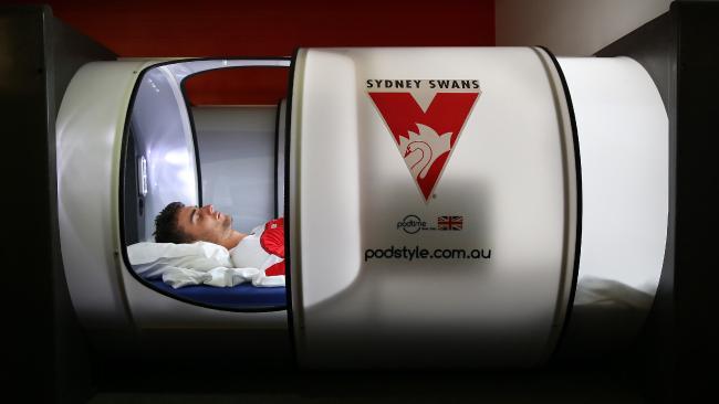 Необычные места для отдыха в офисе: капсулы для сна для игроков